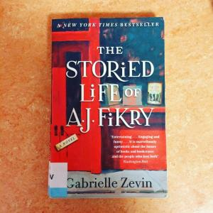 Gabrielle Zevin - The Storied Life of A.J.Fikry