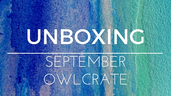 September OwlCrate